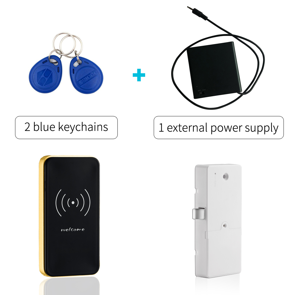 Electronic RFID Key Card Cabinet locker locks for Safe ...