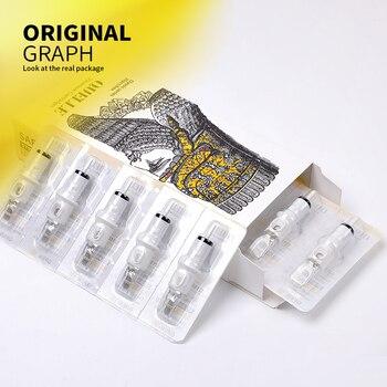 QUELLE Tattoo Needles Revolution Cartridge Weaved Magnum Shader #12 (0.35mm needle) 1205M1 1207M1 1209M1 1211M1 1213M1 20pcs/box топ quelle lascana 461776