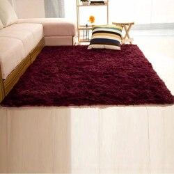 Nk 60*120 cm/80*120 cm/120*160 cm tapetes grandes macios para o quarto tira cabeceira/tira/antiderrapante roxo/prata-cinza/rosa/vermelho/azul