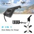 Дополнительный usb-порт для зарядки 2 в 1 DJI Spark Mini RC Quadcopter Drone  автомобильное зарядное устройство для DJI Spark  зарядное устройство для сигарет