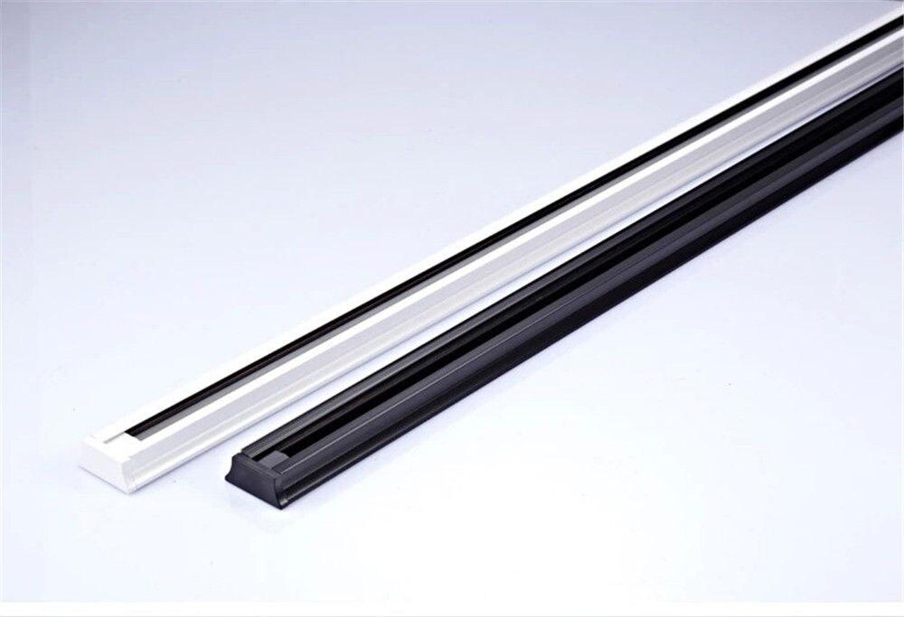 10xpcs Dhl 1m Led Track Light Rail Connector Track Rail