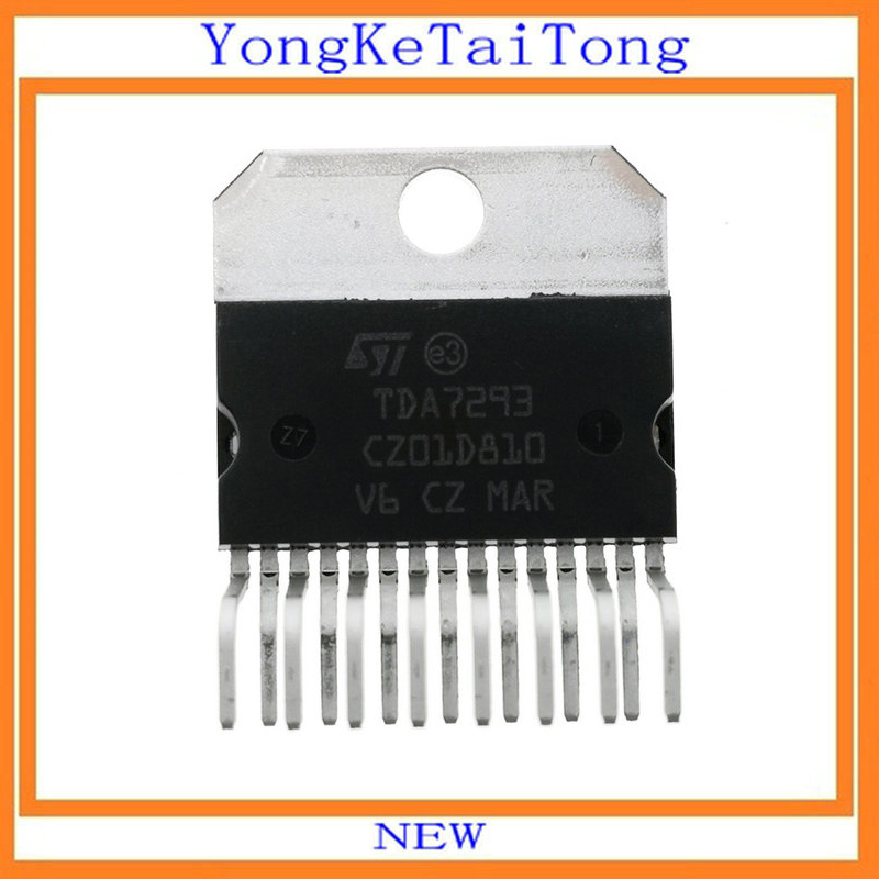 5PCS TDA7294 TDA7294V ZIP-15 Chip is 100/% Work of Good Quality IC