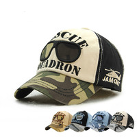 2017 Fashion Kids Baseball Cap Spring Autumn Baby Boy Hats Cartoon Camouflage Sun Hat 3 8T