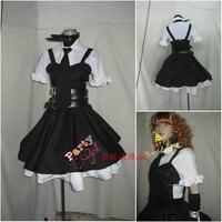 2016 Death Note Misa Amane Dress Cosplay Costume Server Version