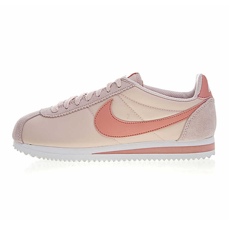 12a53a564d74 ... NIKE CLASSIC CORTEZ NYLON Women s Lightweight Breathable B Running Shoes