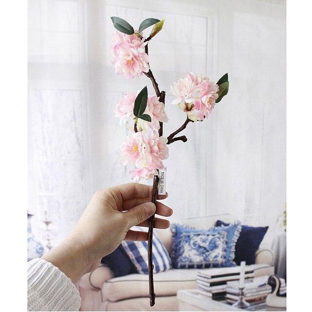 Risultati immagini per ramoscello fiore di ciliegio finto