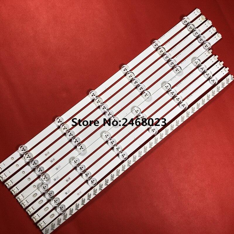 LED Backlight strip For LG 55LN5700 NC550DUN SAAP1 55LA6205 55LN5700 55LN5600 55LN5750 BCCULJR LA62M55T120V12 LZ5501LGEPWA