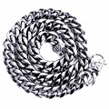 Personality is the chain Men's fashion necklace Titanium steel jewelry popular sautoir