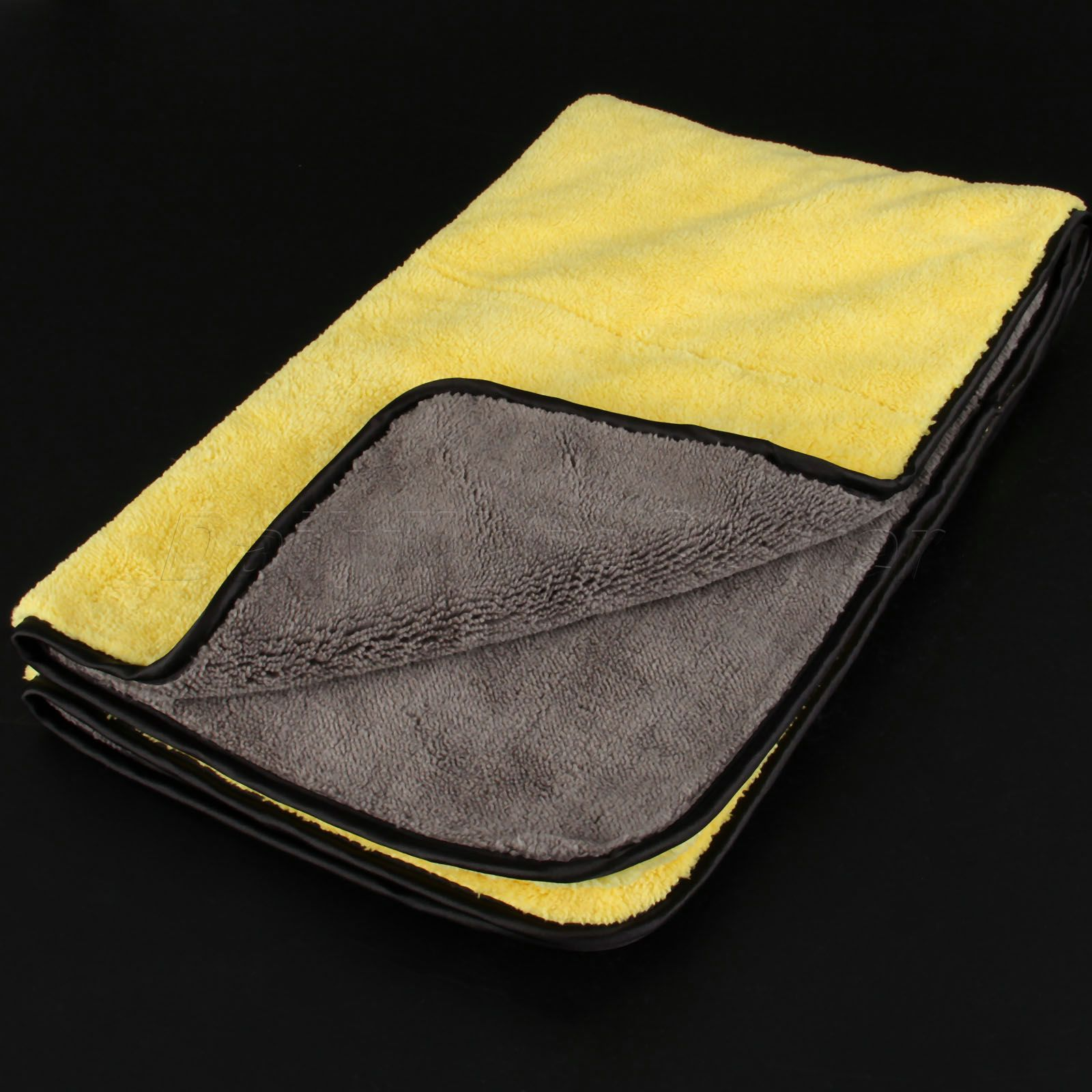 Largest Microfiber Towel: New 92x56cm Large Size Microfiber Car Cleaning Cloth Towel