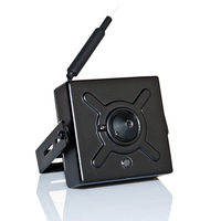 CTVMAN Super Mini Wifi Camera 720p Pinhole Lens Baby Monitor Security CCTV Cameras With SD Card
