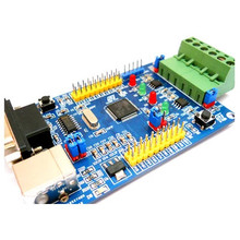 FREE SHIPPING CAN development board CAN bus development board STM32F105RBT6 development board STM32 development board