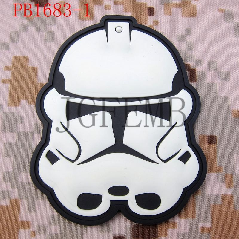 Legiun BARU Imperial clone Troopers Logo 3D PVC - Seni, kerajinan dan menjahit - Foto 3