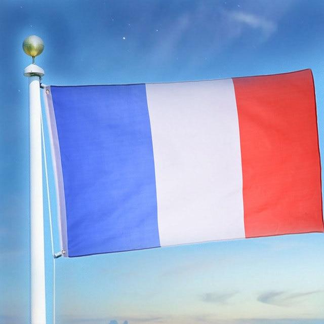 3ftx5ft Francia Bandiera Personalizzata Bandiera Bandiera Nazionale