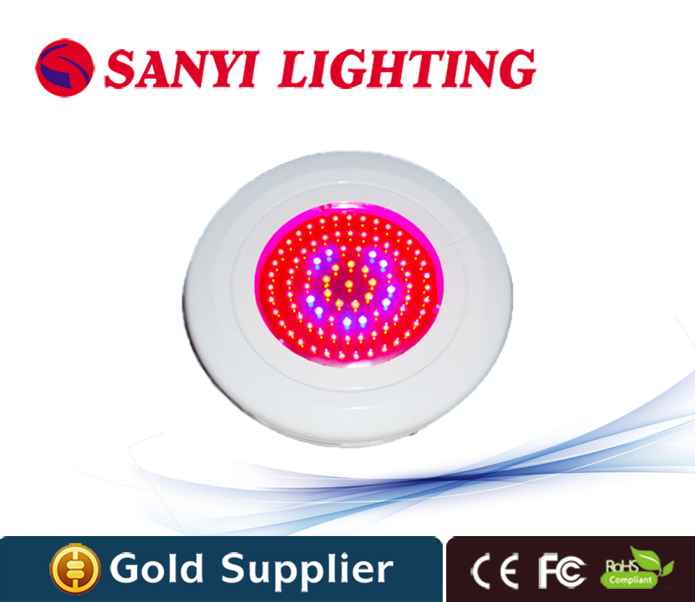 1w bridgelux led chip 90W plant grow light UFO all red 630nm for bonsai indoor netherlands seed