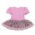 Venda quente 3 Pcs Minnie Mouse Roupas Bodysuit Do Bebê Menina com Vestido Tutu Outfit Set Roupas Bodysuit + Sapatos + Headwear Frete Grátis