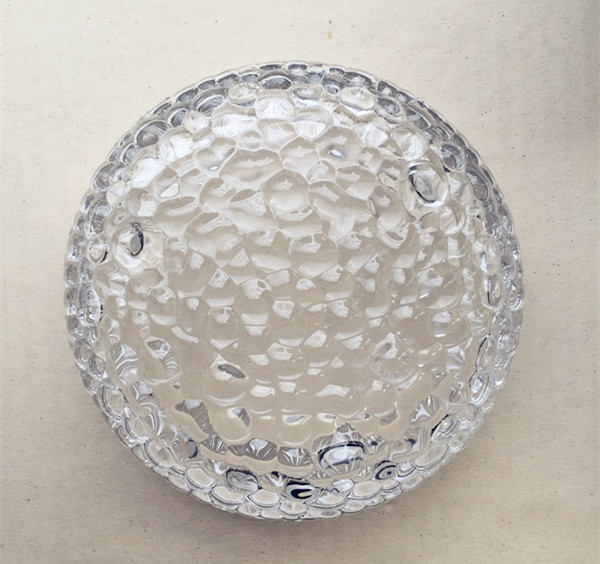 Exquisite Finland Iittala Ultima Thule Style Frozen Glass Bowl Made In China