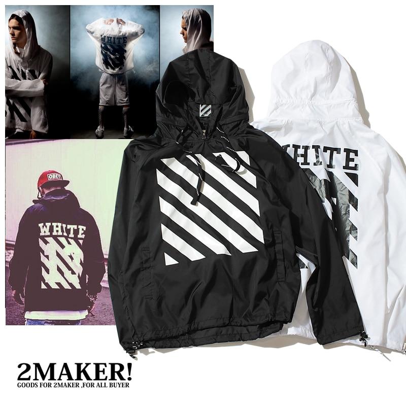 White Hoodie Brand | Fashion Ql