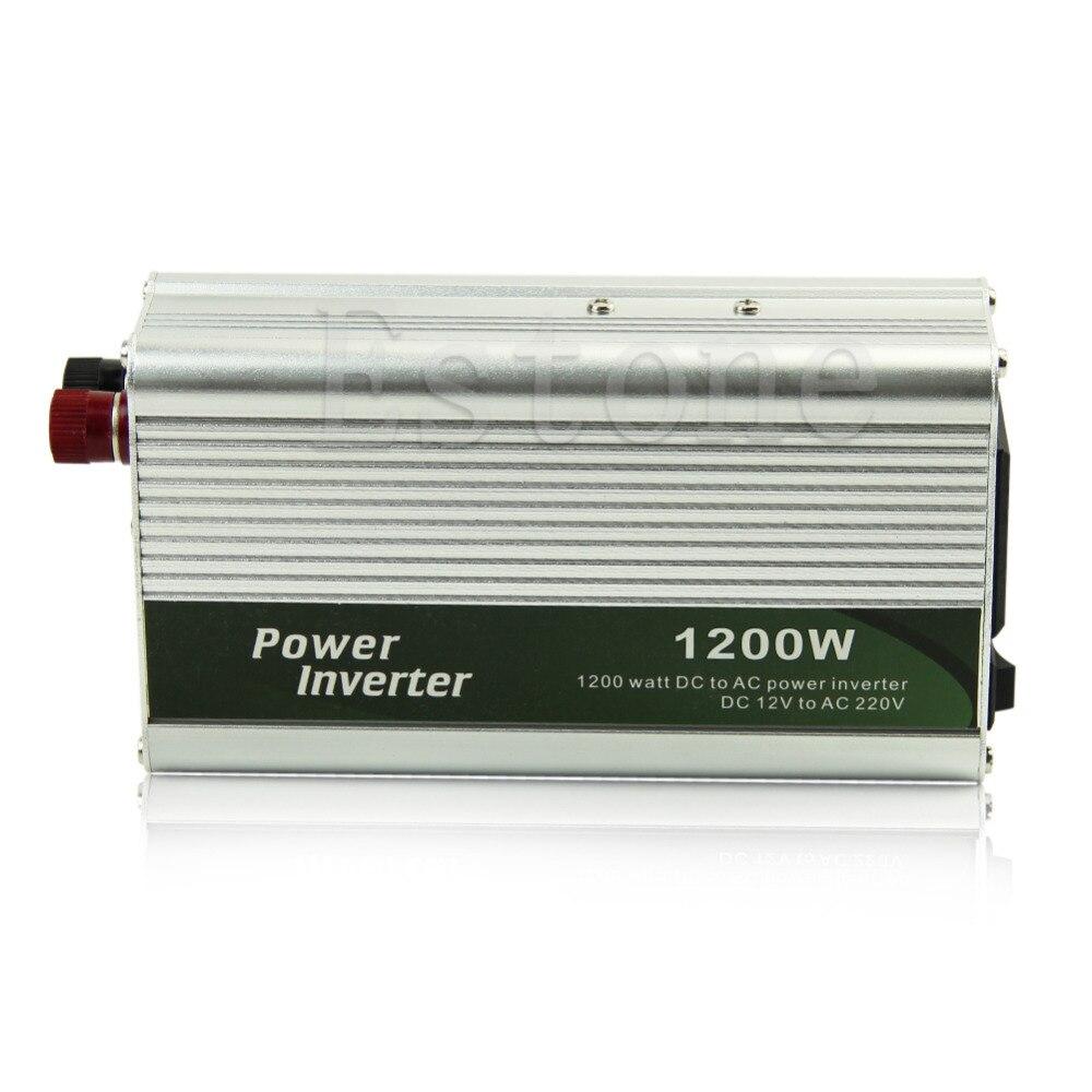 Inversores e Conversores charger power inverter converter for Tamanho : Size: 17 X 9 X 5.3cm / 6.69