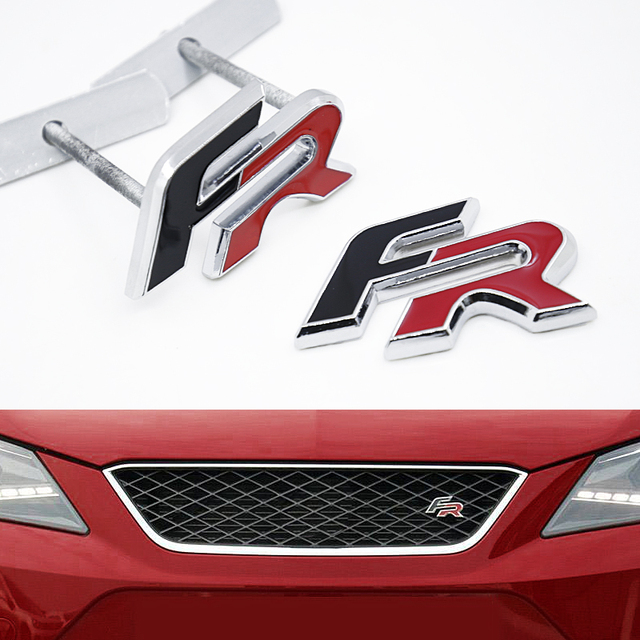 us $2.07 23% off|car styling fr grille emblem badge for seat ibiza 6l 6j  leon 1m 1p 5f arona ateca cupra cordoba altea mk2 mk3 mk4 1 2 3 stickers-in