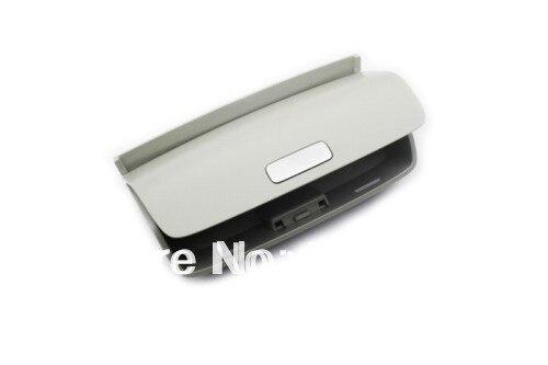 Sunglass Holder With Aluminium Open Button Grey For Volkswagen VW Golf Jetta MK5 / Golf MK6