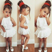 e9fb71c2c1f18 Galeria de lovely lace baby dress por Atacado - Compre Lotes de ...