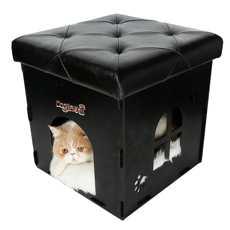 """""""DogLemi"""" nauja dizaino funkcinė gamta Medinis naminių gyvūnų - Naminių gyvūnėlių produktai - Nuotrauka 6"""