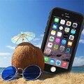 Woweinew ip65 vida a prueba de agua a prueba de golpes dirt prueba caso de la cubierta para el iphone 6/6 s 4.7 pulgadas
