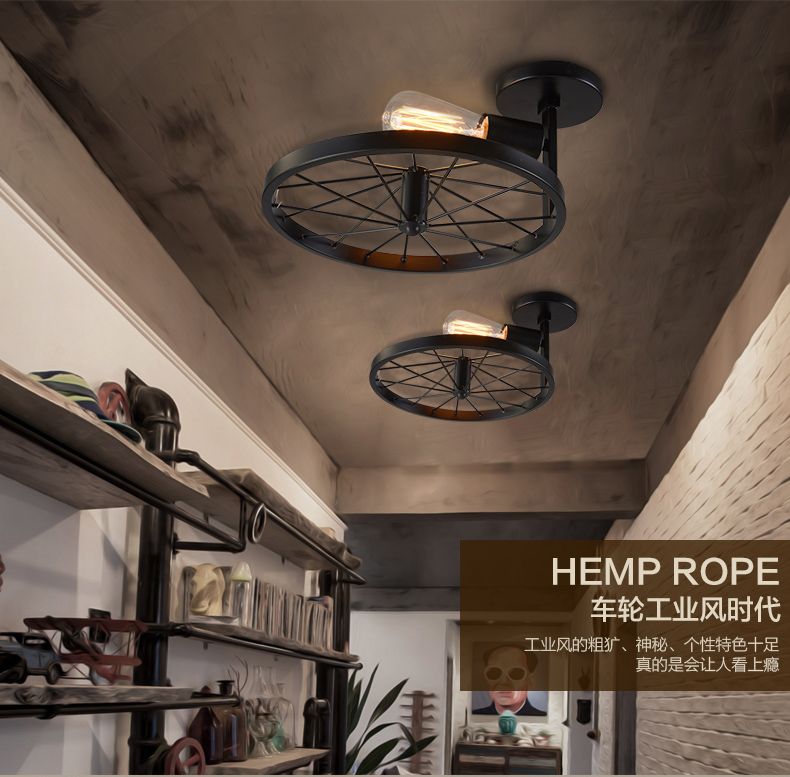 Industrial American Loft Vintage Warehouse White Iron Ceiling Lights Lamp for Dining room restaurant Decoration Black Lighting black vintage iron ceiling lights fixtures for coffee restaurant dining room e27 loft kitchen lamp indoor home lighting