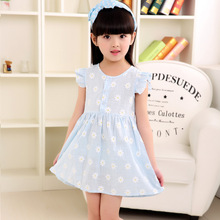 Princess Girls Dress Girls Clothes Children Clothing High Quality Novatx Kids Clothing Flowers Embroidery Dress For Girls WD016