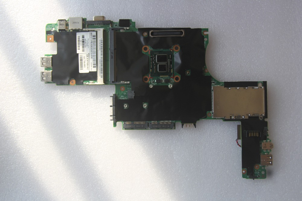 цена на 600462-001 For HP 2740P Laptop motherboard with I5-540M CPU Onboard QM57 DDR3 fully tested work perfect