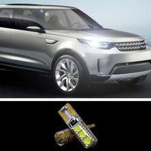 1 pcs T10 6SMD 5050 Canbus Livre de Erros LEVOU Luz de Apuramento Para Terra v8 Rover discovery 4 2 3×8 freelander 2 defensor A8 a9