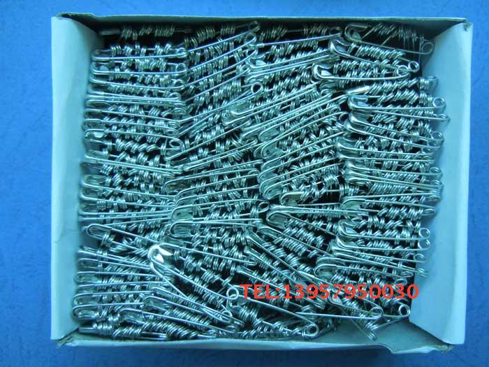 #1 Neue Ankunft Normale Kleidung Pin Silber Sicherheitsnadel Nadel Stahldraht Pin 3 Cm Für Tag 1000 Stücke Mangelware