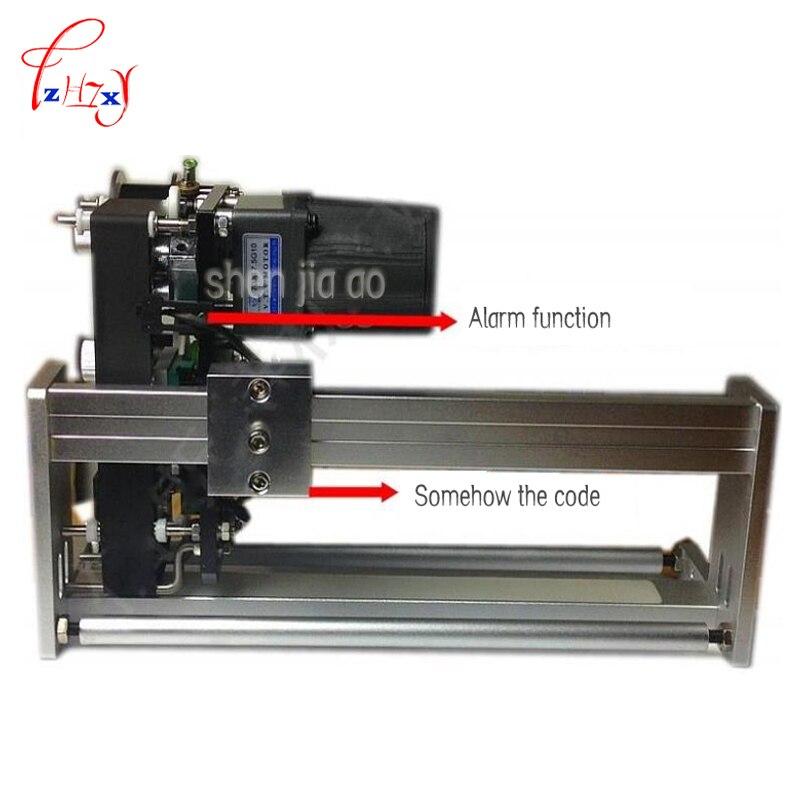 אוטומטי סרט קידוד מכונת מישוש תרמית קלטת קידוד מכונת מכונת המתכנת 400mm סרט קוד מכונה HP-241G