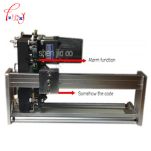 Automatic Ribbon Coding Machine Tactile Thermal Tape Coding Machine machine coder 400mm Ribbon code machine HP-241G