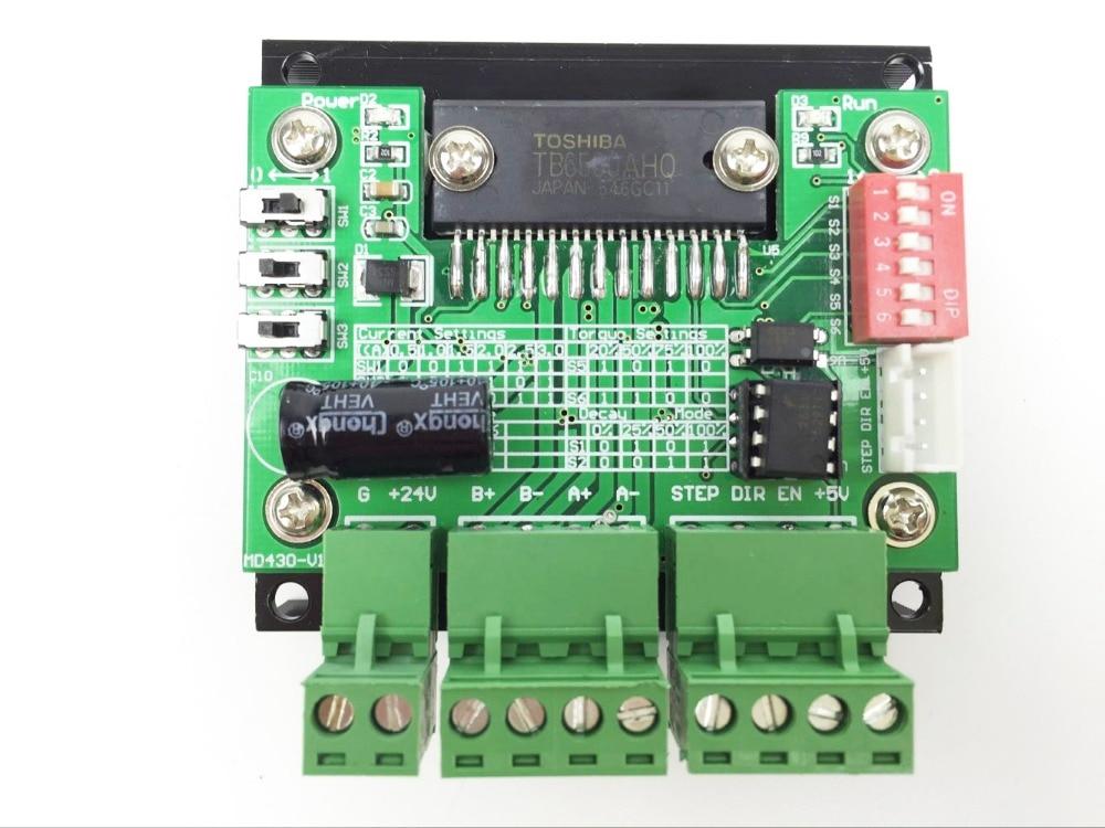 md430 low noise digital stepper motor driver board