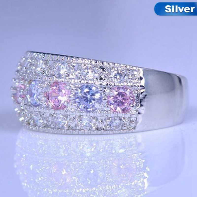 Princesa amatista circón anillo testigo amor cuando amatista conocer zafiro Rosa qué encantador