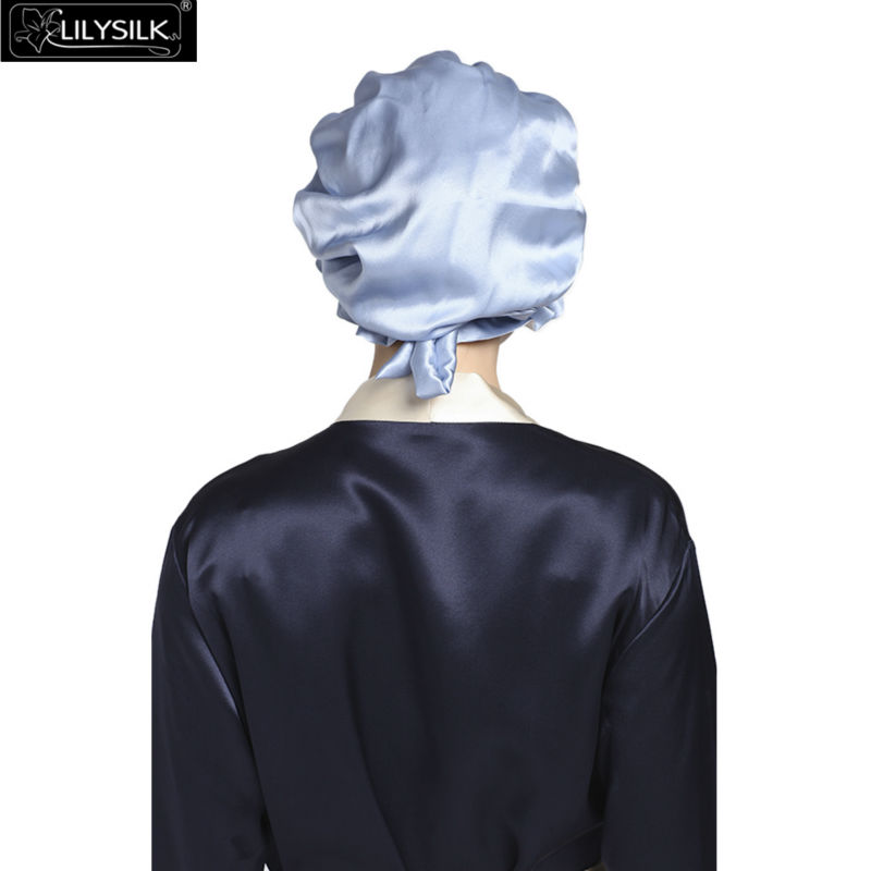 1000-light-blue-white-double-luxury-silk-night-sleep-cap-02