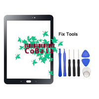 LOVAIN 1Pcs For Samsung Galaxy Tab S3 9 7 2017 T820 T825 T827 Front Glass Lens