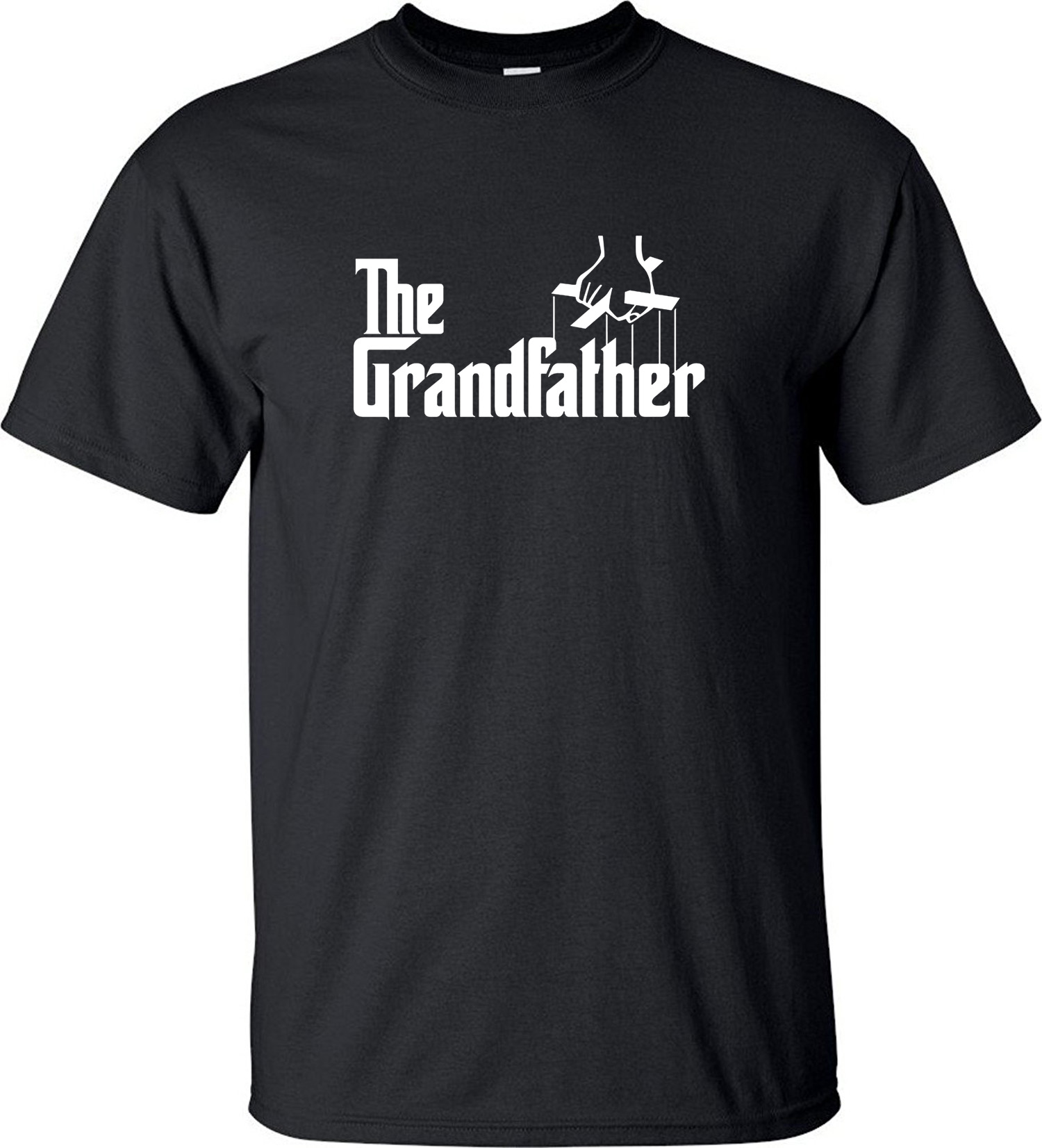 Godfather Inspired T Shirt The GrandFather Gift For Grandpa Best Birthday Grandparents Men