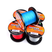 Proberos 1000M 4 Braid Stands Fishing Fluorocarbon PE Lines Multifilament Angling Braided 6LB 100LB Fishing Accessories