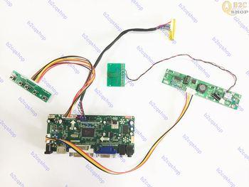 NT68676(HDMI+DVI+VGA)LCD Driver Board Lvds Inverter Converter Monitor Kit for 15.4inch LP154WX7-TLP2 (TL)(P2) 1280X800