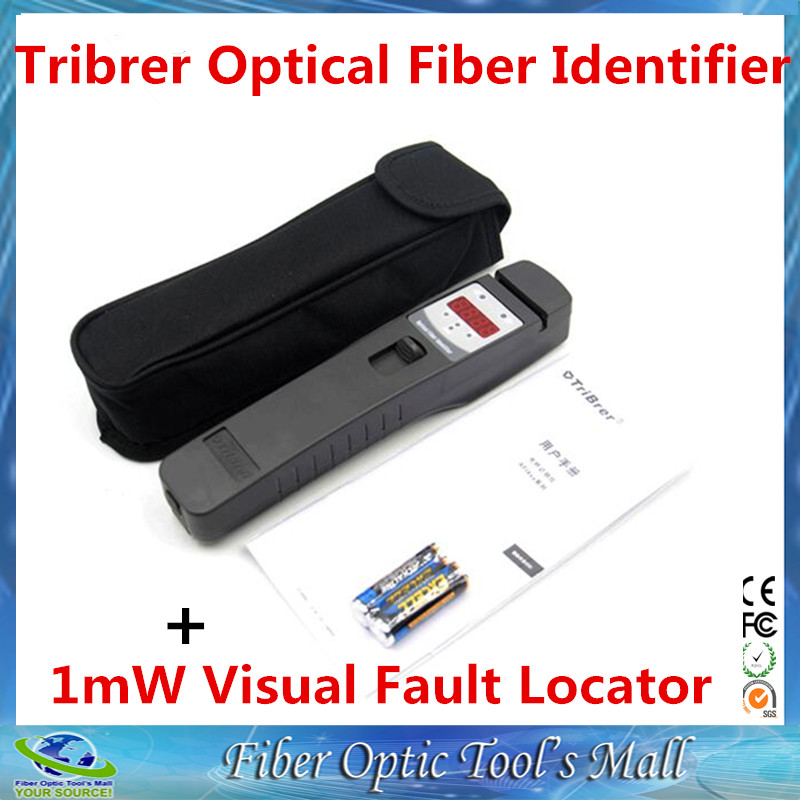 Fiber Fault Locator : Afi s fiber optic identifier built in mw visual fault