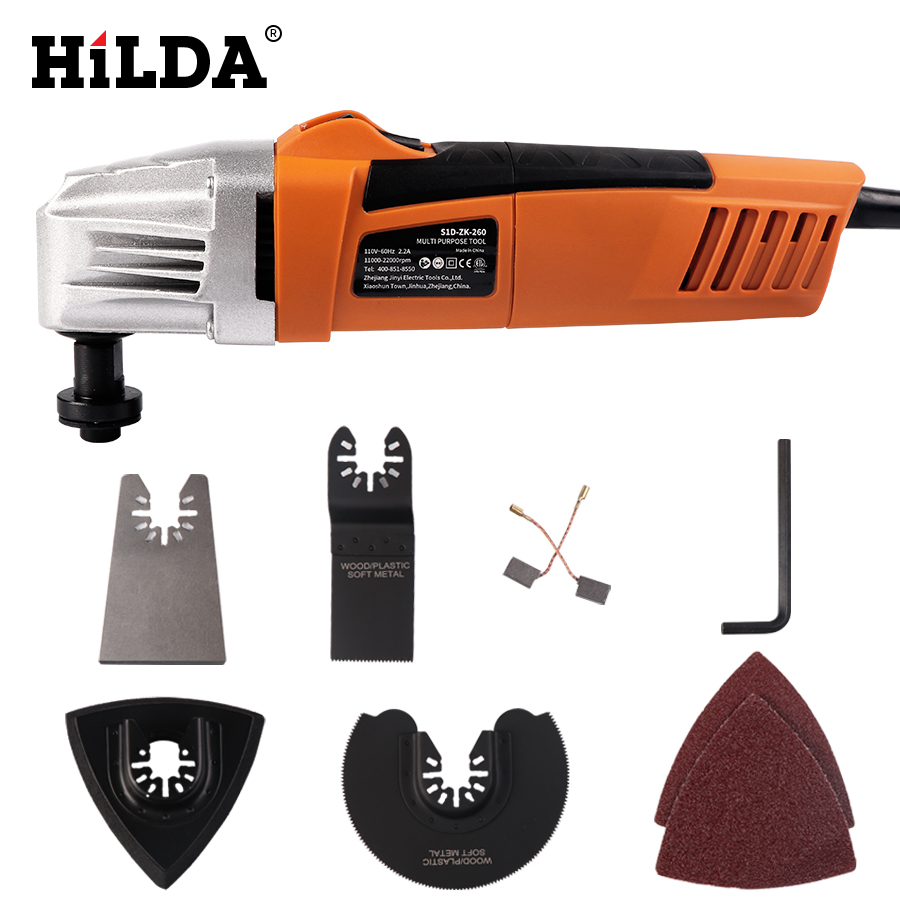 Kinzo Multitool Us 48 88 43 Off Hilda Renovator Multi Tools Electric Multifunction Oscillating Tool Kit Multi Tool Power Tool Electric Trimmer Saw Accessories In