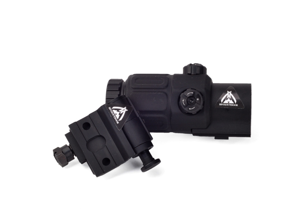 New Arrival Tactical Holographic Sight 3x Magnifier with STS Mount For Hunting BWR-066 new arrival sight adjust tool for 7 62 sks design best quality front sight tool for hunting shooting