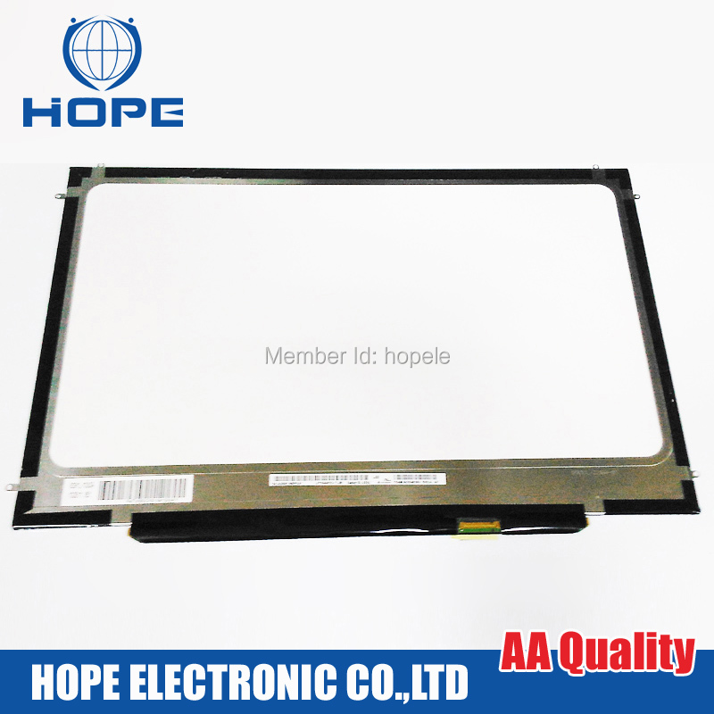 New High Resolution 1680 x 1050 Matte LED LCD Screen For MacBook Pro 15 Unibody A1286 LCD LED Display Only стоимость