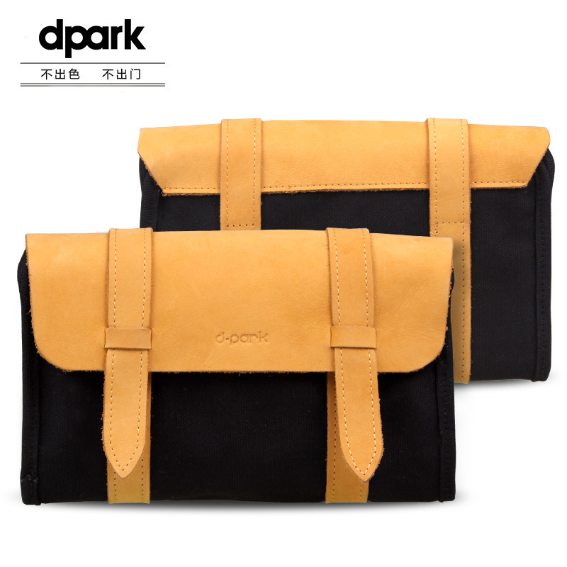 D-park Digital Storage Bag Waterproof Portable Storage Bags Travel Wire Digital Data Cable Case Multifunction For Men And Women