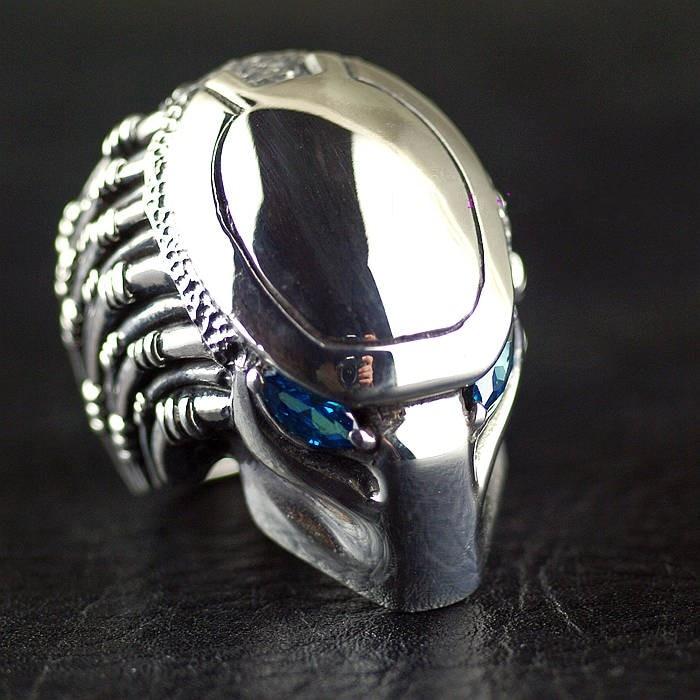 925 стерлингового серебра мужской кольцо крылья орла герб с солнцем Точность ювелирные изделия