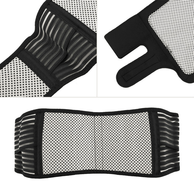 pcs/set Self Heating Tourmaline Magnetic Neck Waist Knee Heat Therapy Set Support Wrap Belt Brace Health Care Worldwide sale