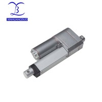 12 V/24V800mm с потенциометром/32 дюйма, 100N 600N нагрузки линейный привод линейный потенциометр двигателя