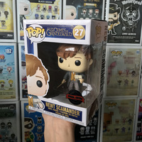 Exclusive Funko pop Official Fantastic Beasts NEWT SCAMANDER #27 Vinyl Action Figure Collectible Model Toy with Original Box